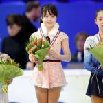 本田紗来(さら)が優勝!ジュニアの試合成績(結果)やコーチは?
