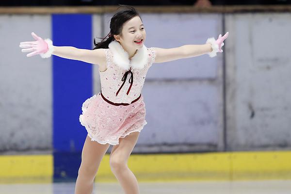 本田紗来(さら)のスケートの実力や才能は?海外の反応や評価も!