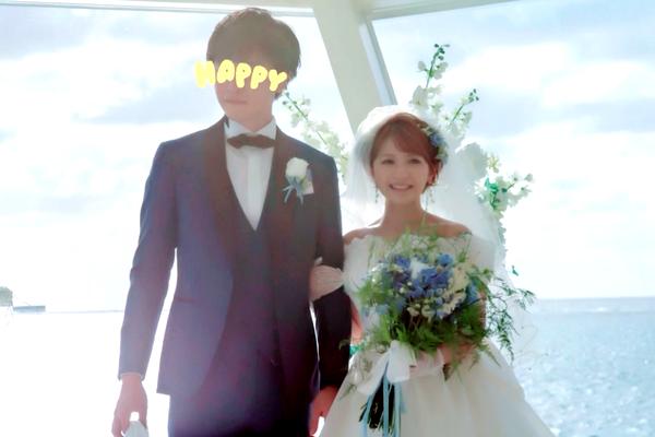 矢口真里の結婚式場の場所は沖縄のどこ?ウェディングドレスは?出席者は?