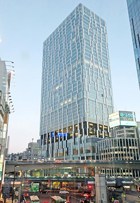 シャーロックのロケ地として使用された場所は渋谷ストリーム