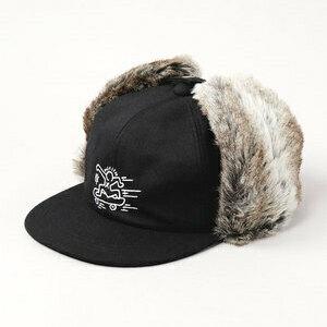 【ドラマ・シャーロック/2話】ゆうたろう/着用帽子(キャップ)の画像:Keith Haring FLIGHT CAP