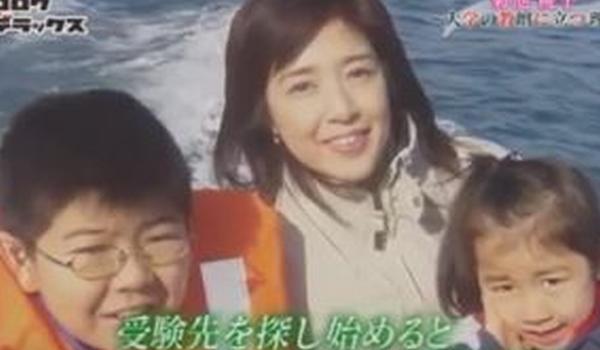 菊池桃子の子供(長女長男)の名前や年齢・顔画像は?