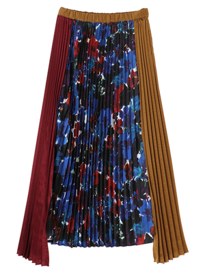 【まだ結婚できない男/5話】吉田羊/着用衣装(スカート):ART FLOWER SK