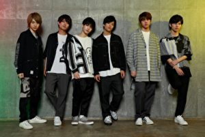 7MEN侍の年齢や身長・性格や人気順!メンバープロフィール&カラーまとめ!