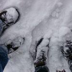 雪の日の靴に即席滑り止め!代用品は輪ゴムやダイソー用品?