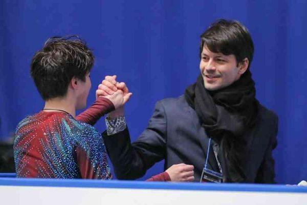 ステファンランビエールがイケメン!宇野昌磨のコーチで結婚してる?