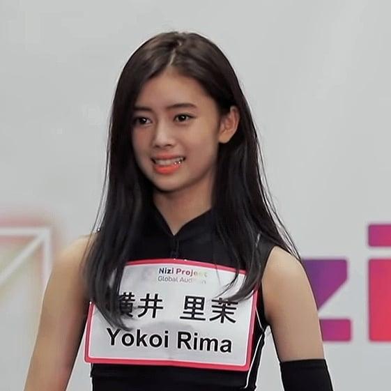zeebra娘・横井里茉がかわいい!JYP動画やwiki経歴!