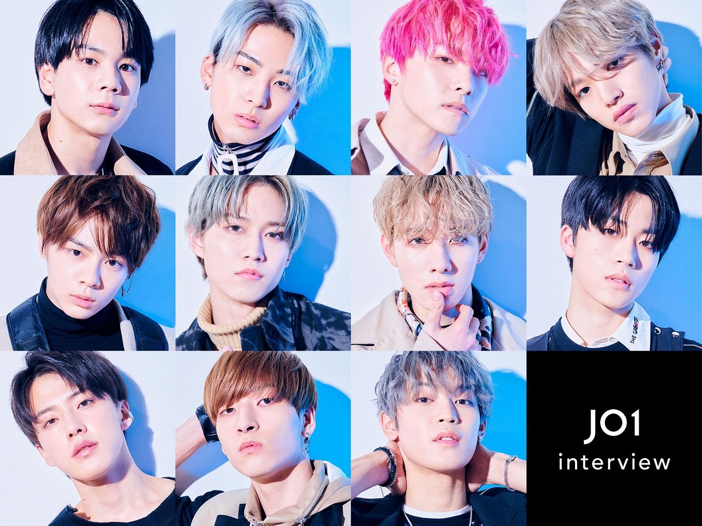JO1メンバーの写真付きプロフィール!年齢や身長は?人気順も公開!