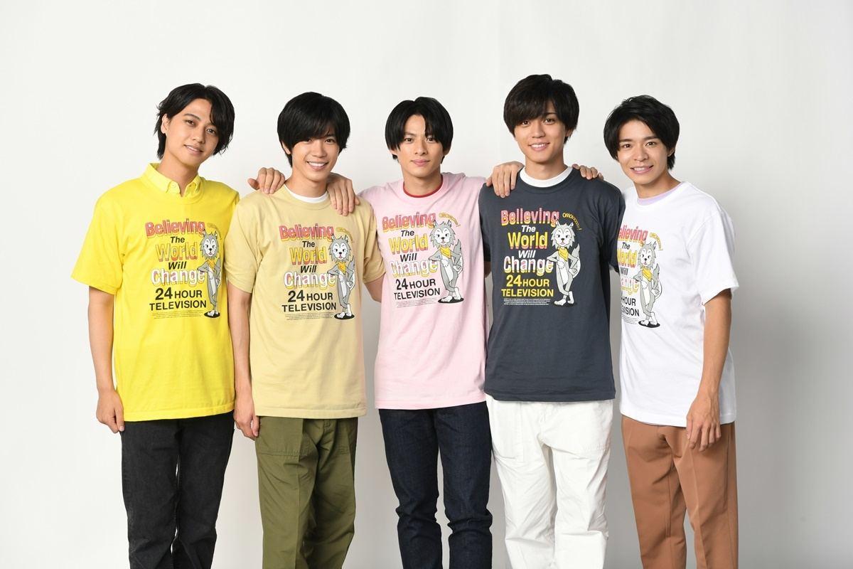 【24時間テレビ2021】チャリTシャツの値段やサイズ一覧表!デザインは?